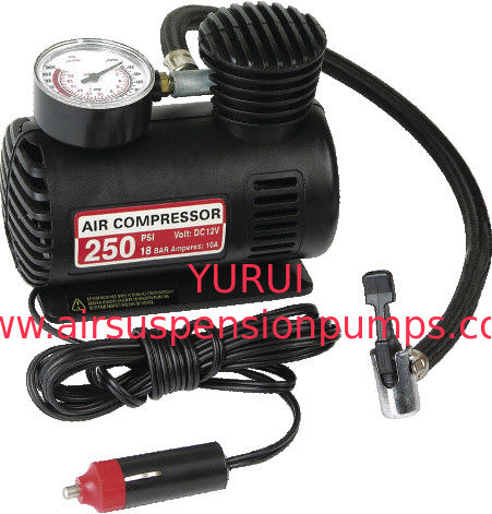 Durable DC12V Car Air Compressor With ON/OFF Switch One year warranty