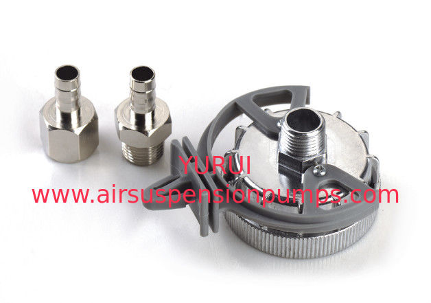 Waterproof Metal Remote Inlet Air Filter Assemblies With Customized Packaging