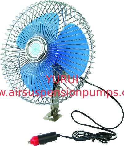 8 Inch Portable 360 Degree Car Cooling Fan For Truck Yurui 211A