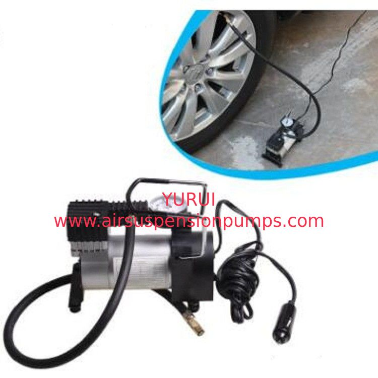 140psi Heavy Duty Portable Air Compressor Metal Material For Car Tires
