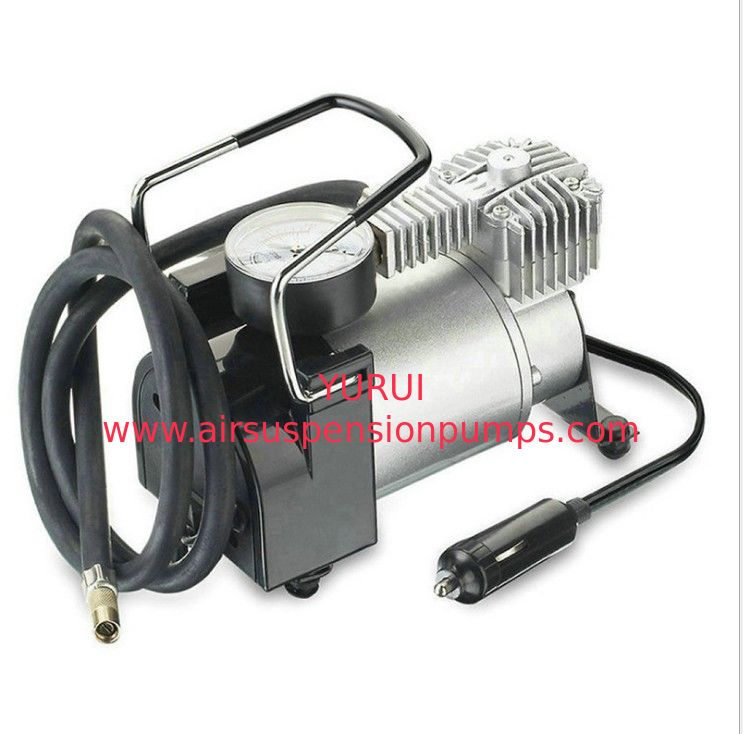 Portable Metal Air Compressor With Hand Shank 150PSI One Year Warranty