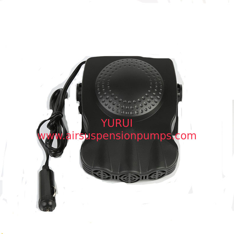 Auto Portable Automobile Heaters Black 150w One Year Warrnaty With Switch