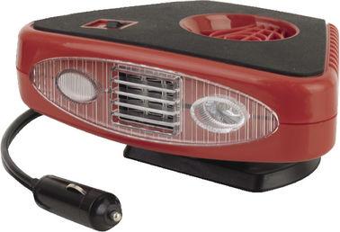 Verwarmers 2 van de driehoeks Rode en Zwarte Draagbare Auto in 1 Nuttig voor Vhicle