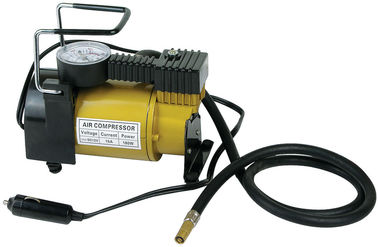 Heavy Duty Single cyclinder Metal Air Compressor Yurui YF623 Voor auto
